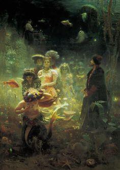 Sadko in the Underwater Kingdom