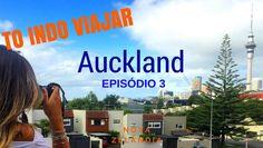 To indo Viajar pela Nova Zelandia :: Ilha Norte :: Ep 3 Auckland