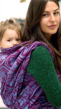 Baby Carrier Wrap Argus Kingston, made by Artipoppe, in pattern Argus, contains cotton hemp Limited Edition, released 5 August 2017 Baby Carrying, Baby Wrap Carrier, Kingston, Baby Wearing, Hemp, Sari, Cotton, How To Wear, Fashion