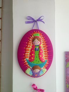 Virgen en cerámica Martha Roa Magic Crafts, Diy And Crafts, Decoupage, Diy Angels, Biscuit, Religious Art, Projects To Try, Art Drawings, Quilts