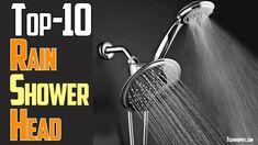 ✅Top 10: BEST Rain Shower Head 2019 - [Shower Head Reviews] Above Ground Pool Pumps, Best Above Ground Pool, Best Rain Shower Head, Table Saw Reviews, Tech News Today, Shower Head Reviews, Tech Gifts For Men, Portable Dishwasher, Large Shower Heads