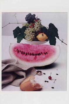Irving Penn, Still Life with Watermelon, 1947