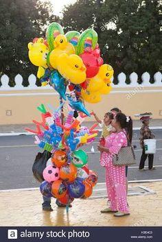 Image result for balloon street vendor