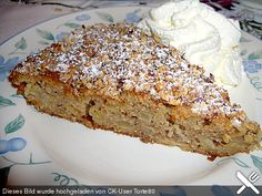 Apfel - Zimt - Nuss - Kuchen, ein schönes Rezept aus der Kategorie Kuchen. Bewertungen: 168. Durchschnitt: Ø 4,6.