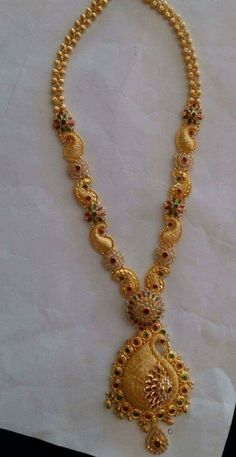New collection gold haram designs - Fashion Beauty Mehndi Jewellery Blouse Design Gold Chain Design, Gold Bangles Design, Gold Earrings Designs, Gold Jewellery Design, Necklace Designs, Indian Gold Jewellery, Gold Haram Designs, Gold Designs, Gold Jewelry Simple