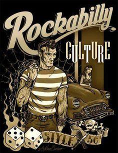 Rockabilly Culture