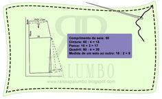 Ateliê de costura - Raíssa Palumbo: MÓDULO II - SAIA SIMPLES