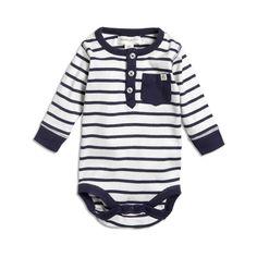 1x1 rib, Long, , : , Newbie, Randig... Baby Style, Prince Charming, Baby Boy Outfits, Little Boys, Leo, Sons, Onesies, Cute, Clothing