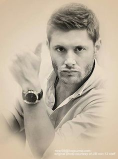 Jensen Ackles. Cool pic