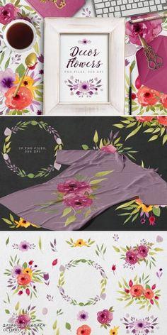 Decor Flowers - 625289