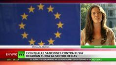 Bruselas amplía oficialmente lista negra de sanciones contra Rusia