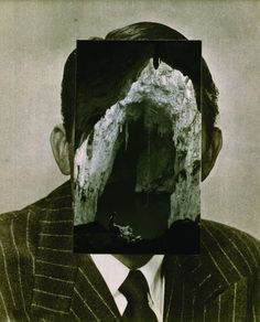 John Stezaker's collages, recipients of a major photography prize, achieve great resonance with limited means. Collages, Magritte, Photomontage, Mixed Media Collage, Collage Art, Collage Design, John Stezaker, The Uncanny, Sculpture