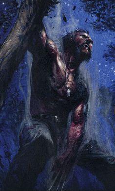 Wolverine in Secret War - Gabriel Dell'Otto