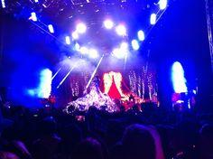 Flaming Lips True Music Festival, Phoenix AZ