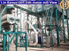 150 mt per day maize milling machinery installed in Kenya. With automatic roller mill and plansifters.  To know more details, feel free to email direct at info@wheatmaizemill.com  or wheatmaizemill2@gmail.com ; or call Ms. Tony at +8618330112982.