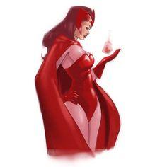 SCARLET WITCH #Sexy #Saturday #Anime #Manga #Videogames #Comics #Nerd #SexyNerd #HotNerd #Geek #SexyGeek #HotGeek #Gamer #SexyGamer #HotGamer #PicOfTheDay #ScarletWitch #Mutant #Marvel #SexySaturday #NerdyGirlNation #PunGang #Deviantart by nerdy_girl_nation