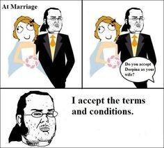 Gamer's wedding...