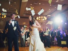 How to Actually Pay for Your Wedding | Photo by: Binaryflips Photography | TheKnot.com