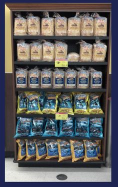 Non GMO Snack Cabinet