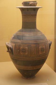 Ancient Agora: Greek Pottery