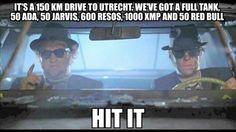 Hit it #ingress #memes
