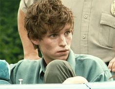 Eddie Redmayne as Gordy in The Yellow Handkerchief (gif)