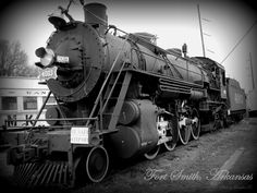 Old train station - Fort Smith, AR