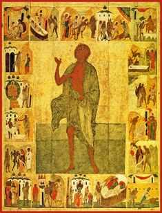 Andrew the Fool-For-Christ, with Scenes from His Life School or cultural centre: Moscow Early century 132 × 101 × cm The Russian Museum, Saint Petersburg, Russia Black Israelites, Black Jesus, Russian Icons, Black History Facts, Black Image, African Diaspora, Orthodox Icons, Dark Ages, African American History