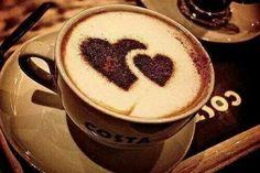 Un buen café...