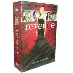Revenge seasons 1-2 DVD Box Set---US$28.99