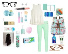"""""""Back to School"""" by tfiosunicorn on Polyvore"""