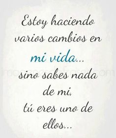 Frases # jacs to you Great Quotes, Quotes To Live By, Me Quotes, Funny Quotes, Inspirational Quotes, Random Quotes, The Words, More Than Words, Quotes En Espanol