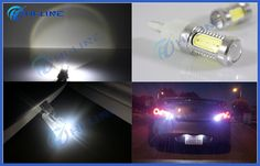 Auto Light Accessories T20 LED Bulb 7440 7443 600lm 16W Waterproof and Dustproof