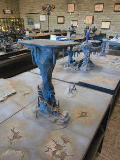 Greetings once again InterWebs!!!!! My recent trip to Memphis included a stop at Games Workshop's U.S. Headquarters which is called the 'Wor...