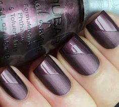 Amazing nail art designs pictures 2014, I like this but in brown
