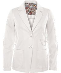 835133f5ef9 K425: White: Macie Lab Coat by Koi Scrubs White Lab Coat, Koi Scrubs