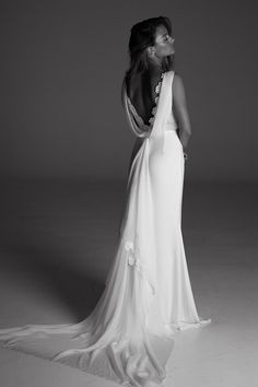 Vestido de novia de Rime Arodaky · Tendencias de Bodas Magazine