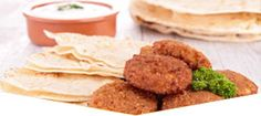 Falafel - polpette mediorientali con fave e ceci