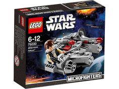LEGO Star Wars Microfighters Millennium Falcon (75030) by tormentalous, via Flickr