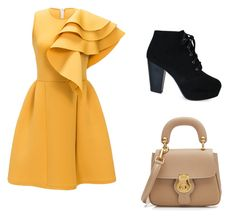 """casual outfit"" by mursitsanna on Polyvore featuring Burberry"