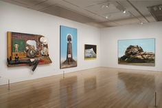 Llyn Foulkes at Hammer Museum