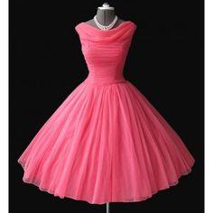American Vintage Prom Dress 1950's