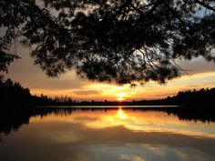 Sunset;  photo by ET's Photo Home (Eric Tank), via Flickr