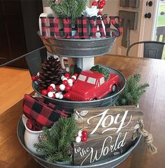 Rustic Christmas Decor Ideas that Brings Back The Traditional Festive Vibe In Your Home . : Rustic Christmas Decor Ideas that Brings Back The Traditional Festive Vibe In Your Home Hike n Dip, Brings Christmas decor Dip Festive Hike Home idea Merry Christmas, Plaid Christmas, Christmas 2019, Christmas Home, Christmas Holidays, Christmas Christmas, Happy Holidays, Christmas Red Truck, Father Christmas