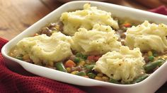 Make a one-dish meat-and-potatoes dinner complete with veggies.