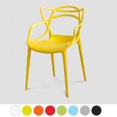 Nowoczesne ażurowe krzesło masters. Sklep internetowy z meblami krzesła, fotele, hokery. Stylowe,nowoczesne,do małych pomieszczeń meble biurowe i do domu.