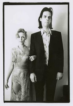 Nick Cave and Kylie
