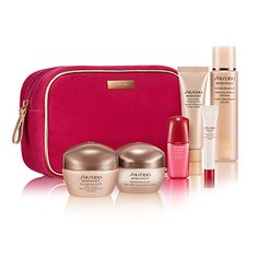 Perfect for the #Shiseido #skincare user, this luxurious holiday-exclusive features Benefiance essentials for day & night!