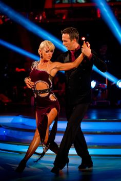 Michael Vaughan and Natalie Lowe - Strictly C11ome Dancing Week 8 - Nov 2012 A stylish Argentine Tango from Mr Vaughan