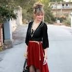 How to Wear Peasant Tops and Look Chic   StyleCaster